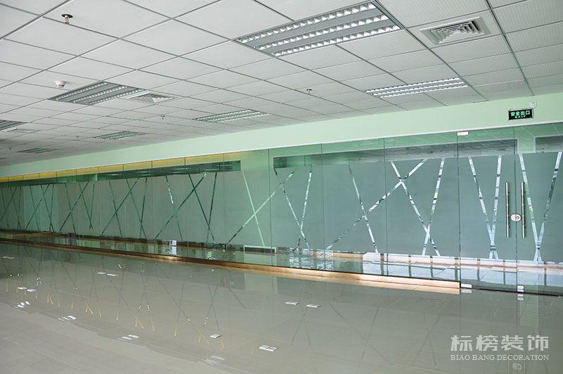 一品轩总部办公室和厂房装修6