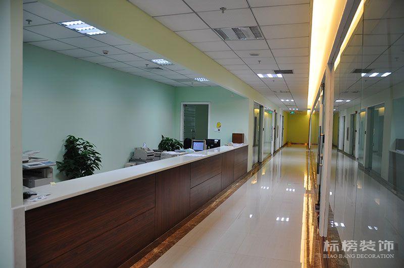 一品轩总部办公室和厂房装修7