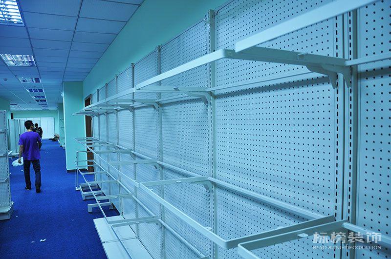 一品轩总部办公室和厂房装修10