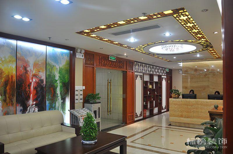 财富大厦嘉誉资产公司办公室装修3