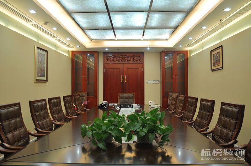 财富大厦嘉誉资产公司办公室装修6