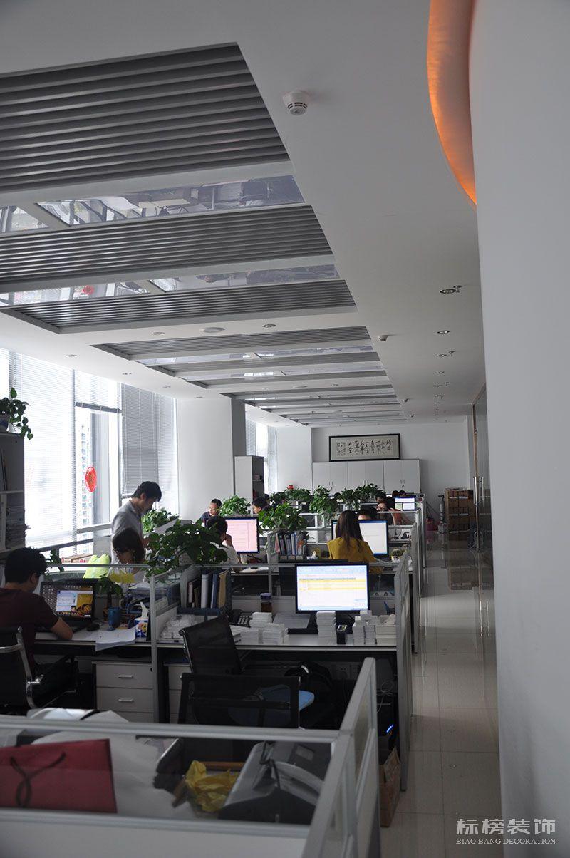 汉京国际大厦-彼爱钻石BLOVES办公室装修5