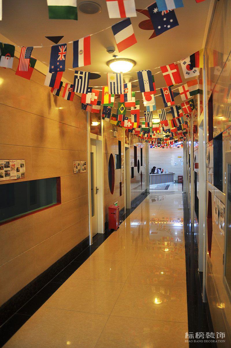 南山区蛇口英禾美国际语言培训学校装修7