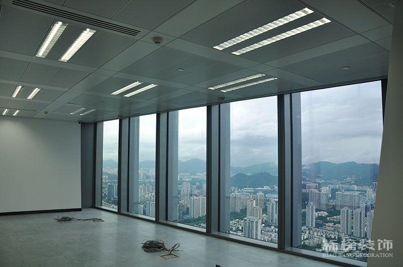 京基100大厦永星珠宝办公室装修2