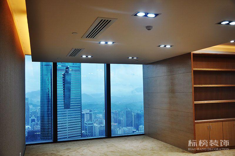 京基100大厦永星珠宝办公室装修8