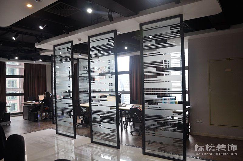 京基100大厦深圳甜蜜王国婚庆公司办公室装修4