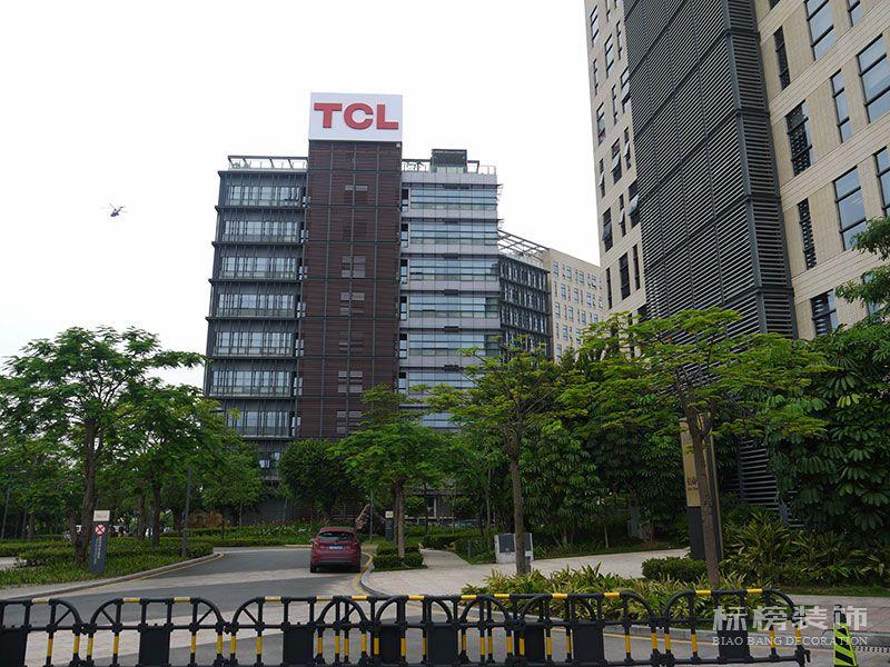 南山区TCL产业园思珀锐激光办公室装修8
