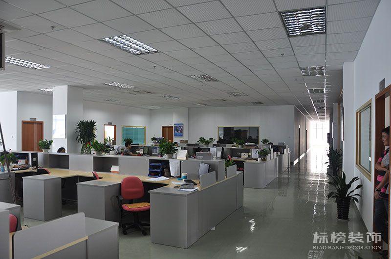 铭薪电子(深圳)有限公司办公室和厂房装修4