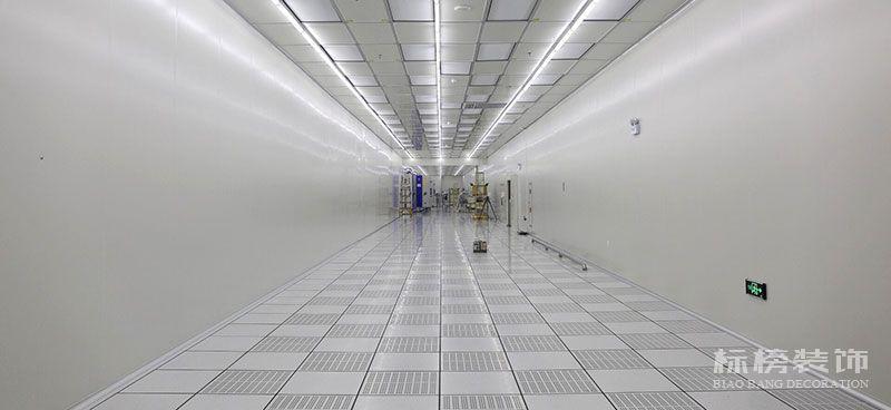 亿诺威波光电无尘车间、厂房装修2