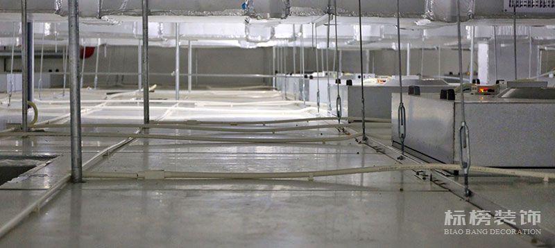 亿诺威波光电无尘车间、厂房装修7