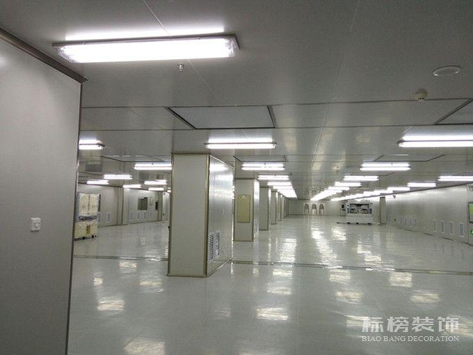 帝晶光电科技厂房装修3