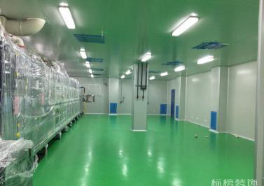 卡尔蔡司光电厂房装修