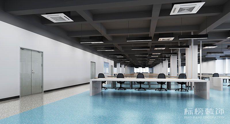 康泰健美医疗科技(深圳)有限公司办公室和厂房装修5