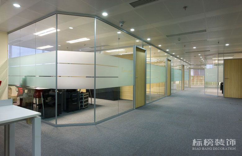 代高公司厂房办公室装修1