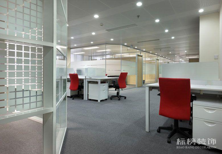 代高公司厂房办公室装修2