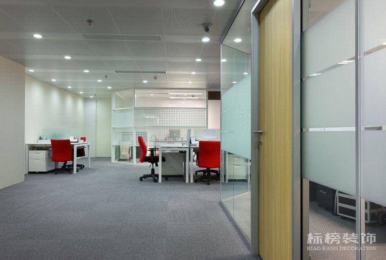 代高公司厂房办公室装修7
