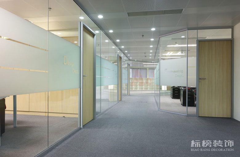 代高公司厂房办公室装修8
