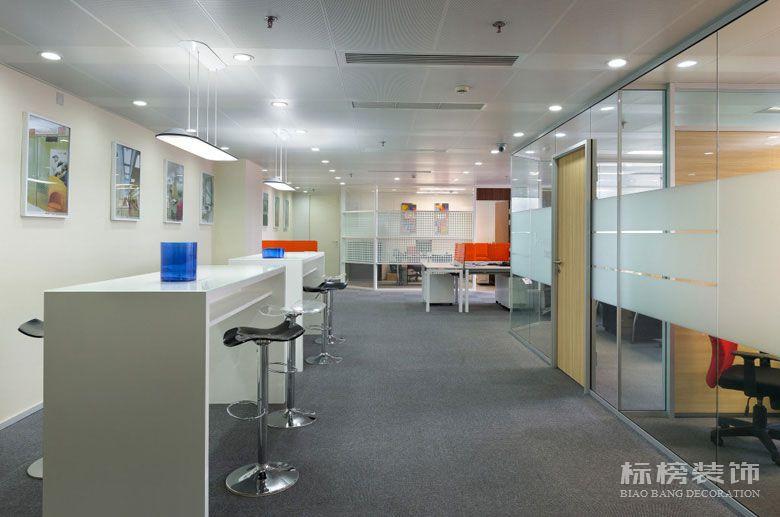 代高公司厂房办公室装修9