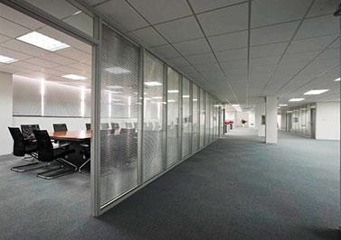 伊达高科厂房和办公室装修