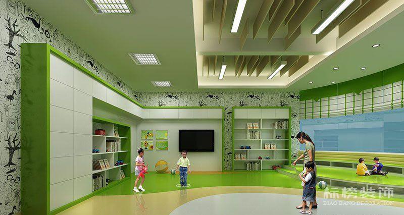 启智幼儿园装修3