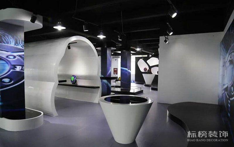 圣奇仕展厅设计设计装修4