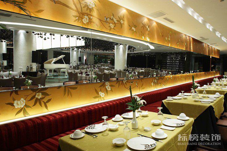 宝安西餐厅设计装修1
