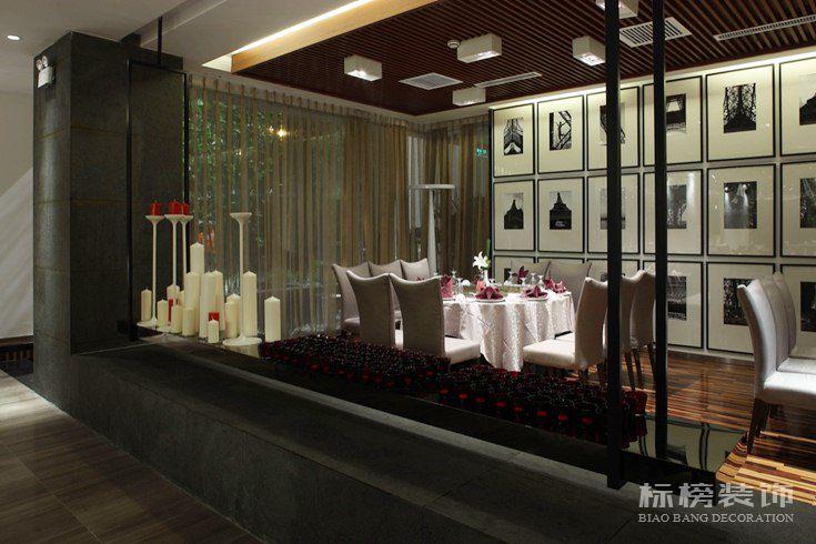 宝安西餐厅设计装修2