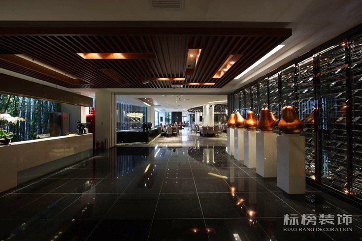 宝安西餐厅设计装修5