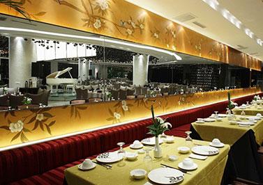 宝安西餐厅设计装修