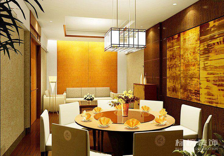 多福肥牛火锅餐厅设计装修2