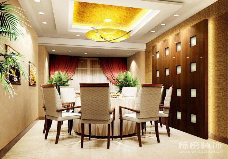 多福肥牛火锅餐厅设计装修3