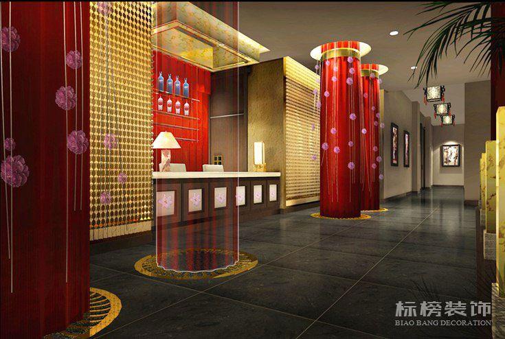 多福肥牛火锅餐厅设计装修5