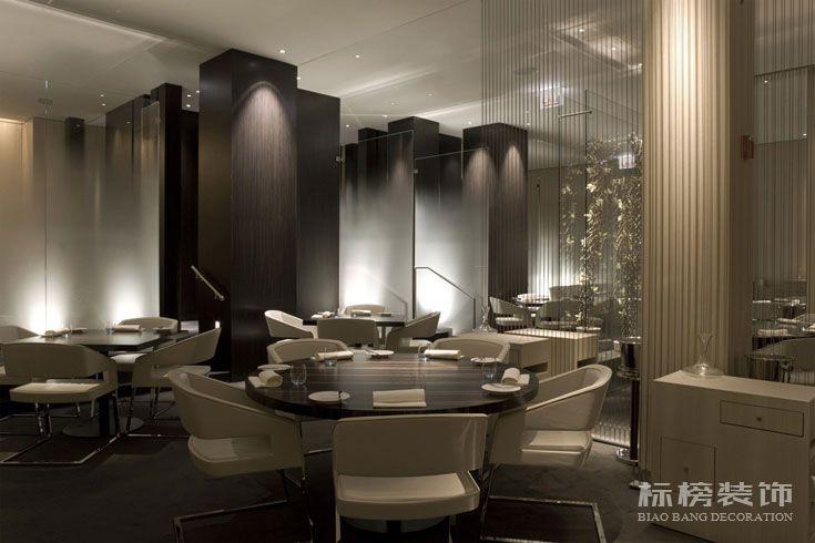 港轩茶餐厅设计装修1