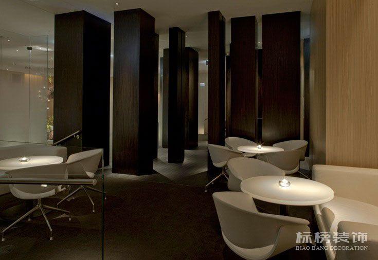 港轩茶餐厅设计装修2