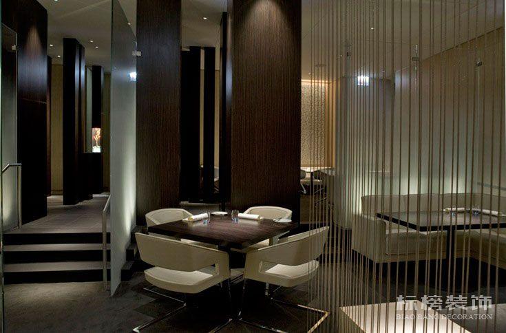 港轩茶餐厅设计装修3