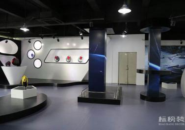 圣奇仕展厅设计设计装修