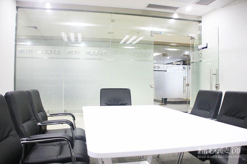 京东商城集团华南办公室装修4