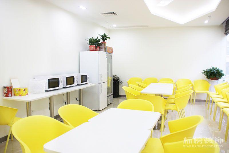 京东商城集团华南办公室装修6