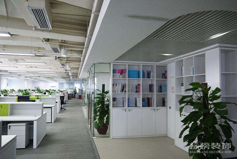 福田-免税商务大厦-奥雅纳ARUP(深圳)办公室装修2