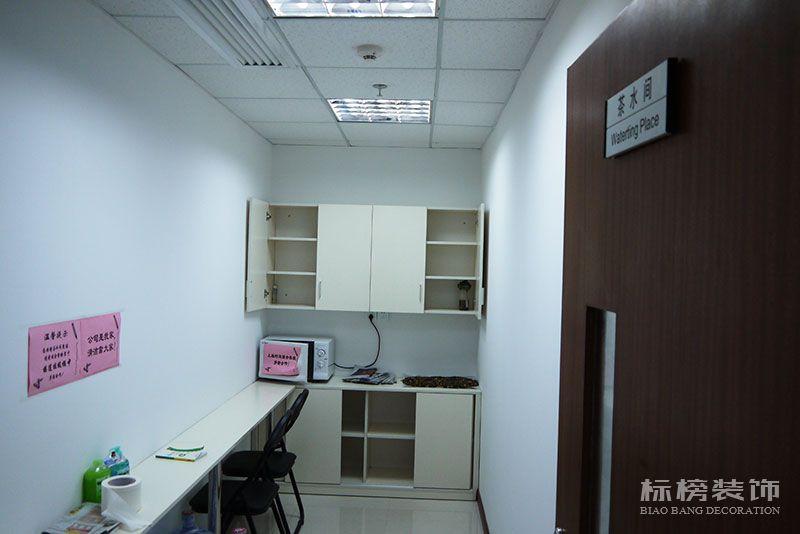 南山区-科技园金融基地-太平人寿办公室和职场装修6