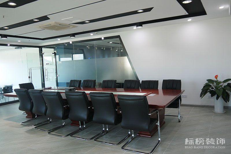 南山蛇口-丽湾大厦-点创科技办公室装修2