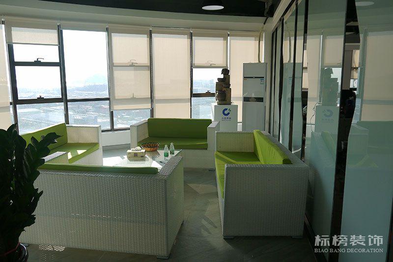 南山蛇口-丽湾大厦-点创科技办公室装修3