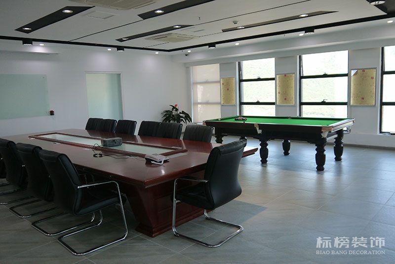 南山蛇口-丽湾大厦-点创科技办公室装修4
