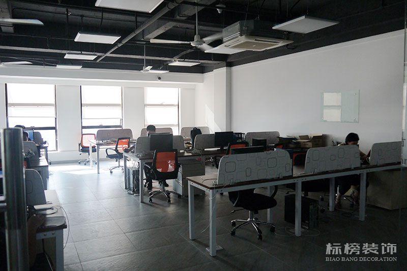 南山蛇口-丽湾大厦-点创科技办公室装修5