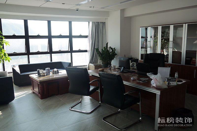 南山蛇口-丽湾大厦-点创科技办公室装修6