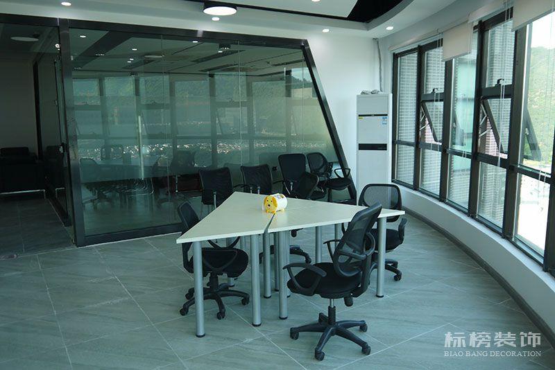 南山蛇口-丽湾大厦-点创科技办公室装修7