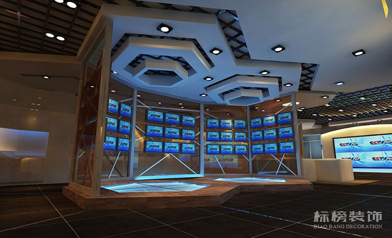 龙华观澜-硅谷动力-维冠视界办公室厂房装修5