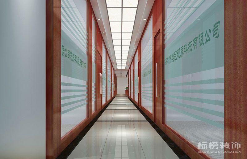 龙华观澜-硅谷动力-维冠视界办公室厂房装修7