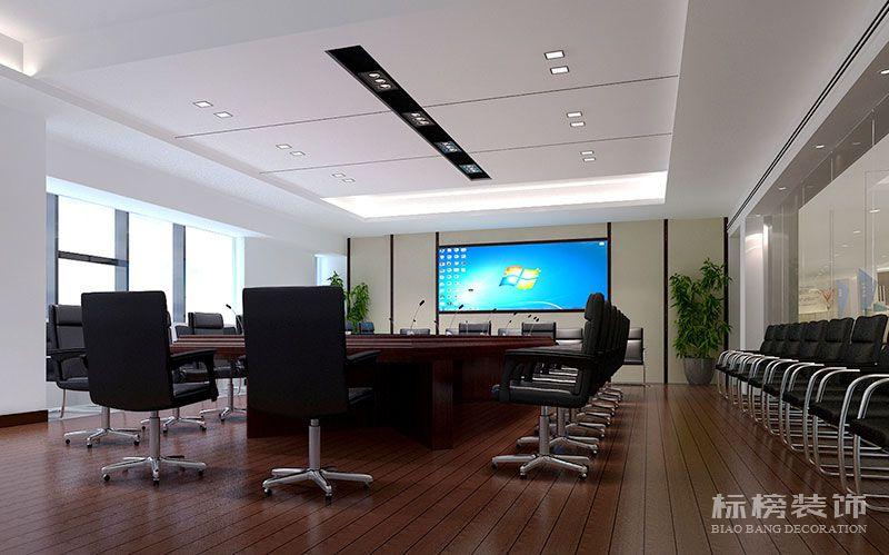 龙华观澜-硅谷动力-维冠视界办公室厂房装修8