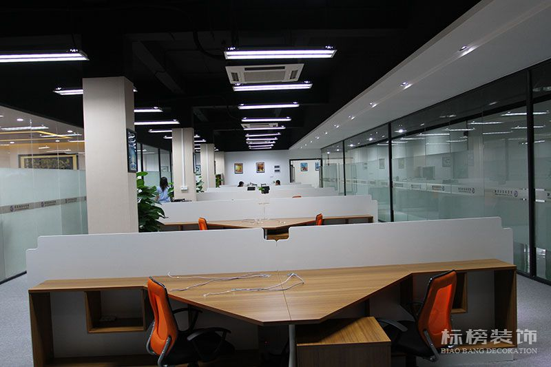 宝安-松岗-欧亚自动化机械办公室和厂房装修2